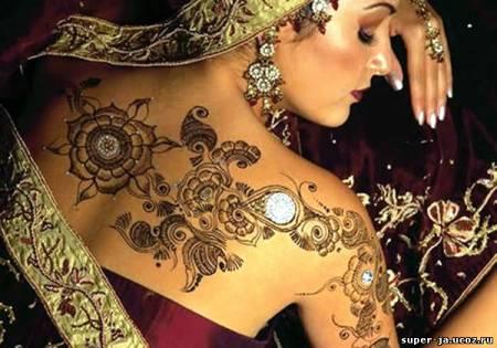 Современные татуировки: проявляем свою индивидуальность!