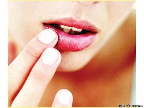 Простуда на губе: лечим за 12 часов!