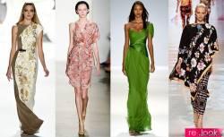 Асимметрия в модных тенденциях.