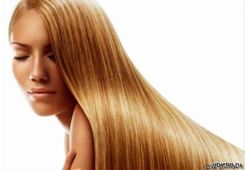 Длинные волосы: уход в домашних условиях